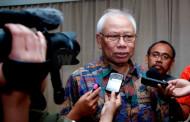 Bagir Manan Temui Jokowi Bahas Pers Indonesia