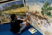 Pasar Seni Lukis 2014 Digelar Di JX International