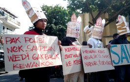 Soal SP-3 Kasus KBS Dilaporkan Walikota