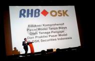 RHB-OSK Cerdaskan Warga Soal Pasar Modal