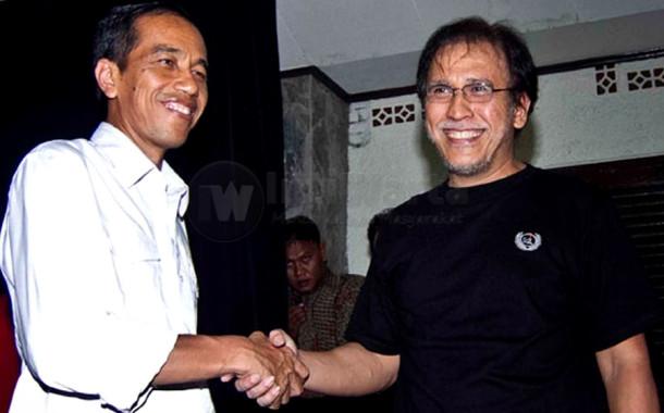 Iwan Fals Minta Jokowi Tak Kecewakan Rakyat