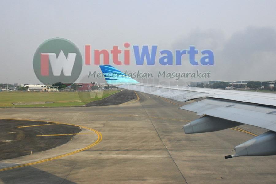 Runway Bandara Juanda Diperbaiki Malam Ini