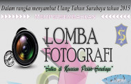 Lomba Foto Pesisir Sambut Hari Jadi Surabaya