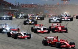 Balapan F1 Jepang Terancam Topan