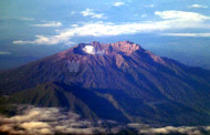 BMKG : Abu Gunung Raung Bahayakan Pesawat