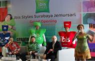 Accor Buka Ibis Styles Surabaya