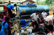 Bogor Kekeringan, Warga Antre Air Bersih