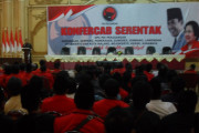 Konfercab 38 DPC PDIP Jatim Digelar Serentak