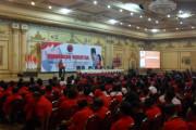 Ketua DPC PDIP Surabaya Terpilih Kilat