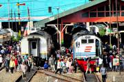 Tiket KA Tambahan Surabaya-Jakarta Habis