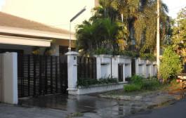 Rumah Jalan Argopuro Surabaya Dijual 25 Miliar
