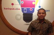 Indra 'The Rain' Terjuni Startup Bersama Karirpad