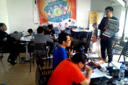 Intiwarta Dukung 24 Hours Comics Day