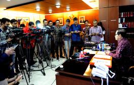 Jokowi Akan Berkantor di Palembang