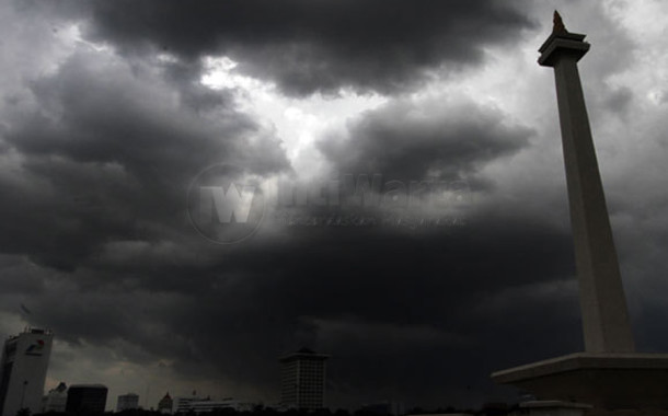 Hujan Akan Guyur Jabodetabek Sampai Sore