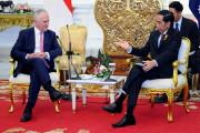 Indonesia Bahas Ekonomi Dengan Australia