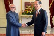 Indonesia-India Sepakat Perkuat Hubungan