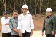 Presiden Target Trans Sumatera Tuntas 3 Tahun