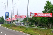 Selamat Datang Provinsi Madura Hiasi Bangkalan