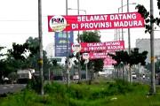 Jokowi Datang Spanduk Provinsi Madura Dicabut