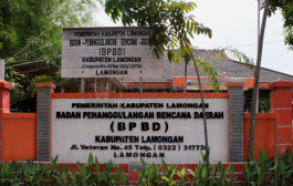 BPBD Lamongan Siaga Banjir