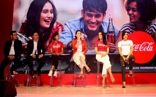 Coca-Cola Kampanye Global Rasakan Momennya