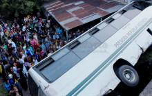 Data Korban Bus Unand Yang Terguling