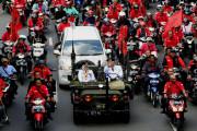 PDIP Serahkan Risma-Whisnu Ke Warga Surabaya