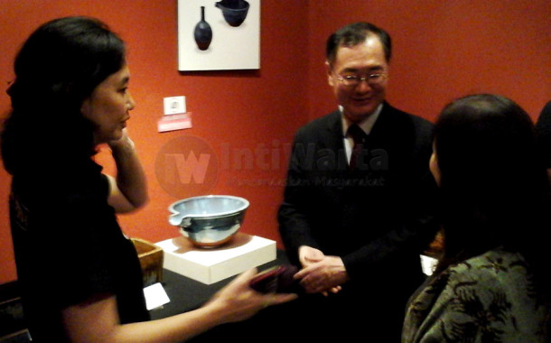 Beatiful Hadicrafts Of Tohoku Hadir Di Surabaya
