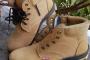 Boots Safety Kulit Jeruk Nyaman Dipakai