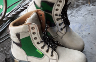 Sepatu Safety Trendy Sol Doreng