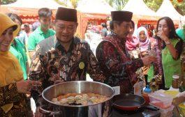 Festival Jajanan Sekolah Pecahkan Rekor Muri