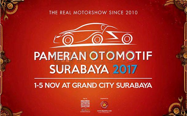 Pameran Otomotif Surabaya 2017