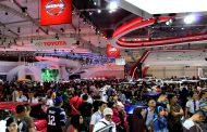 Ajang Pamer Otomotif Terbesar 2017