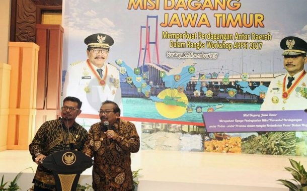 Perdagangan Antar Daerah Strategis Untuk Perekonomian