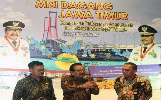 Kinerja Perdagangan Antar Daerah Naik 21 Persen