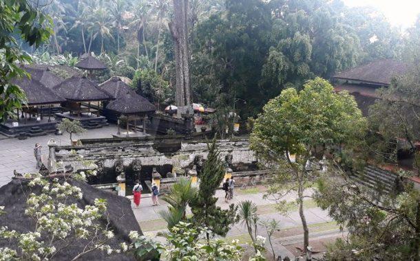 Goa Gajah Simpan Arca Budha