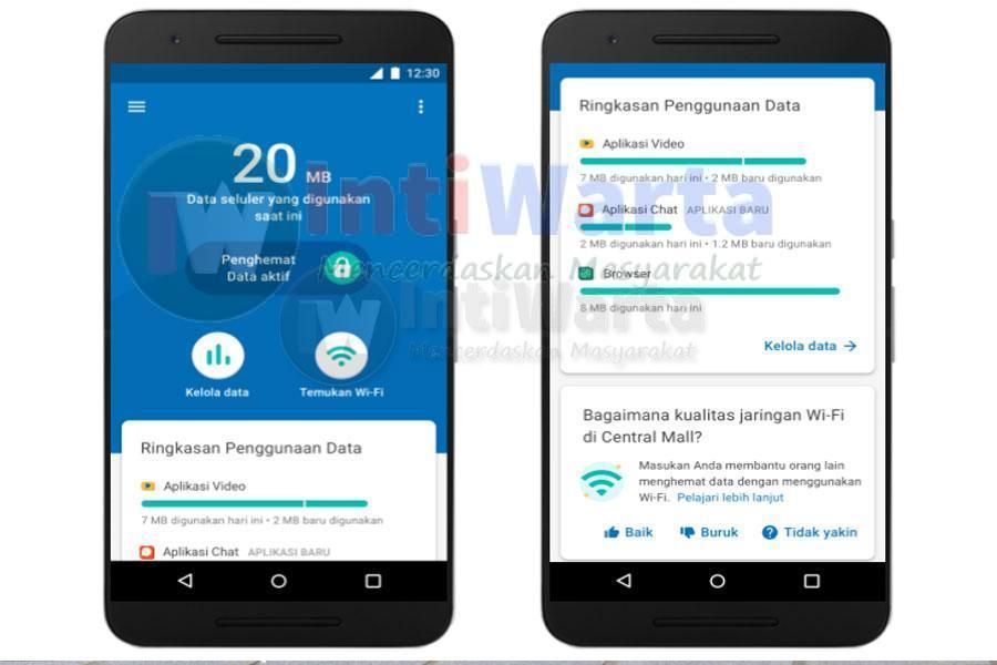Google Luncurkan Datally Penghemat Kuota