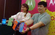 Motorola Hadirkan Tiga Varian Gadget Terbaru