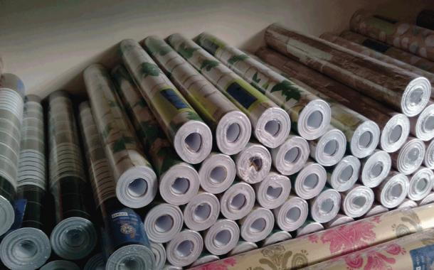 Motif Baru Tambah Koleksi Gudang Wallpaper Surabaya
