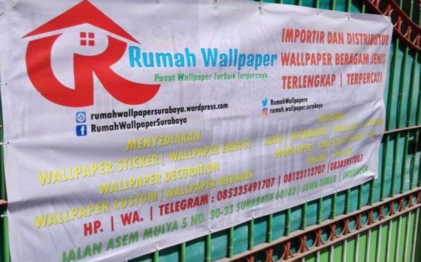Rumah Wallpaper Beri Harga Spesial