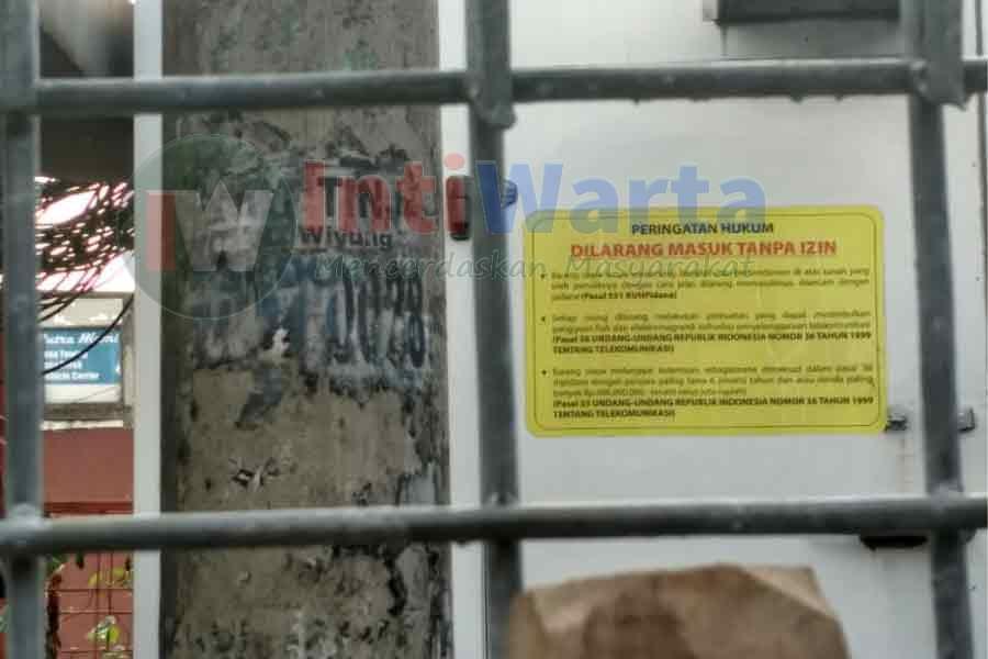 Tower BTS Operator Selular Liar Marak Di Surabaya
