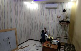 Rumah Wallpaper Surabaya Layani Jasa Pasang