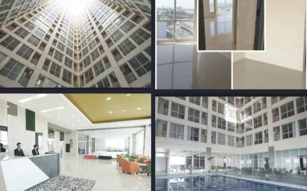 Apartemen My Tower Dijual Rp 400 Juta