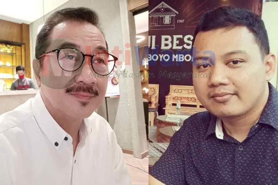 Dua Celeng Akan Hadang Machfud Arifin Di Pilwali Surabaya