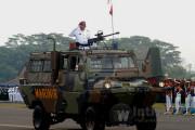 HUT TNI, Kawasan Perak Tidak Ditutup