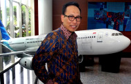 Arif Wibowo 'Pilot' Baru Garuda Indonesia