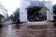 Jakarta Masih Terendam Banjir