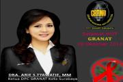 Granat Surabaya Dukung Sikap Tegas Presiden