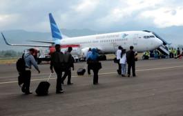 Garuda Batalkan 32 Penerbangan Di Bali